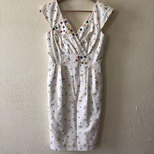 Vintage 90s Wiggle Dress 0
